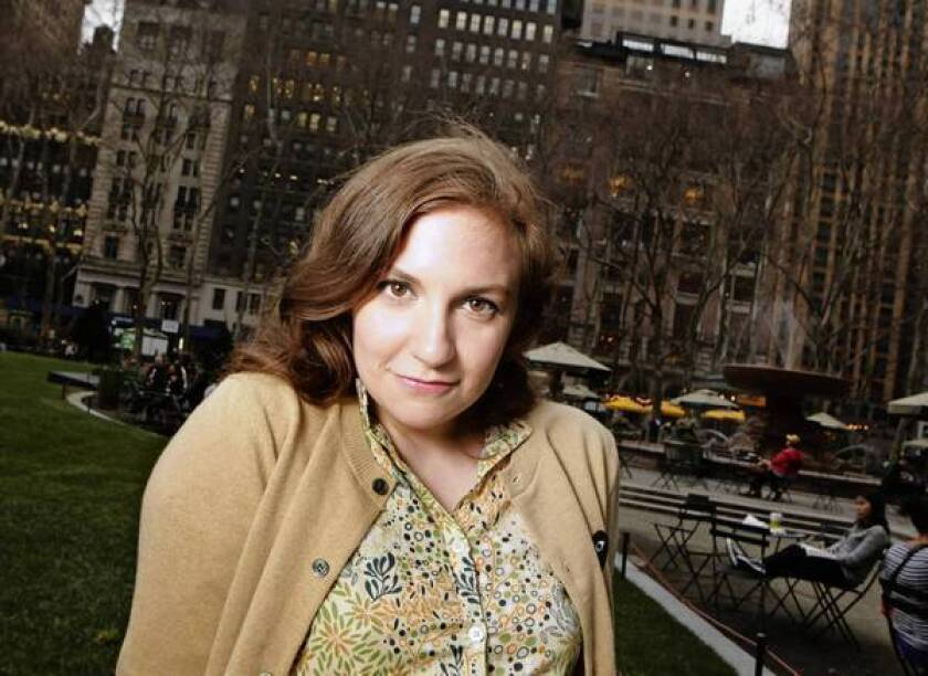 """Lena Dunham is the creator and star of HBO's """"Girls."""""""