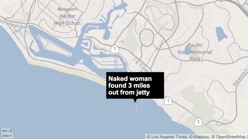 Woman found