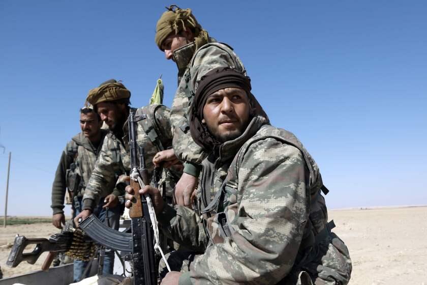 Syrian Democratic Forces