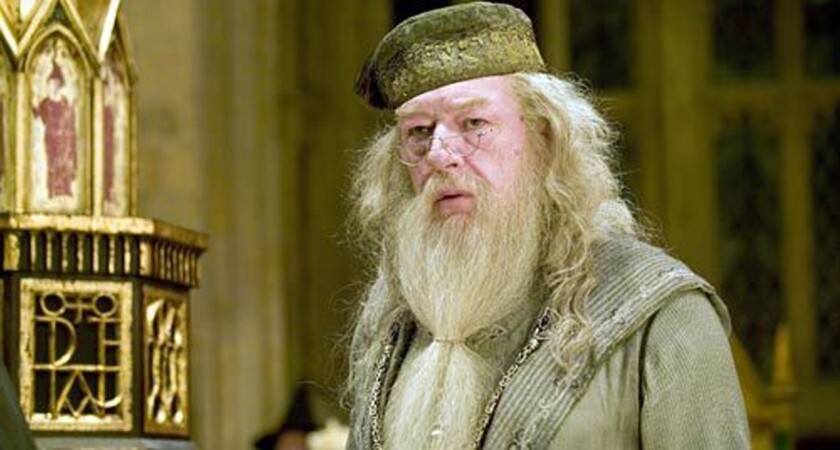 """'""""You cannot imagine how his ideas caught me, Harry, inflamed me,'"""" Dumbledore says in """"Harry Potter and the Deathly Hallows."""""""