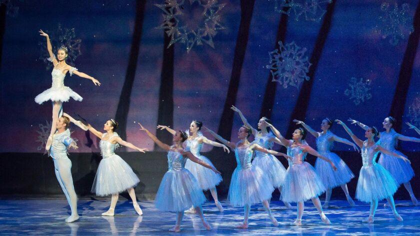 """Long Beach Ballet's """"The Nutcracker"""""""