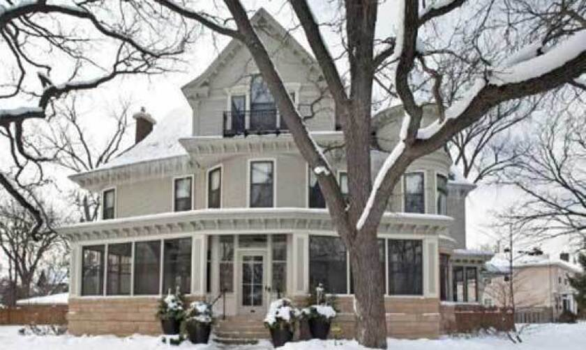 """The Mary Tyler Moore"" show house for sale"