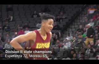 Esperanza wins state title