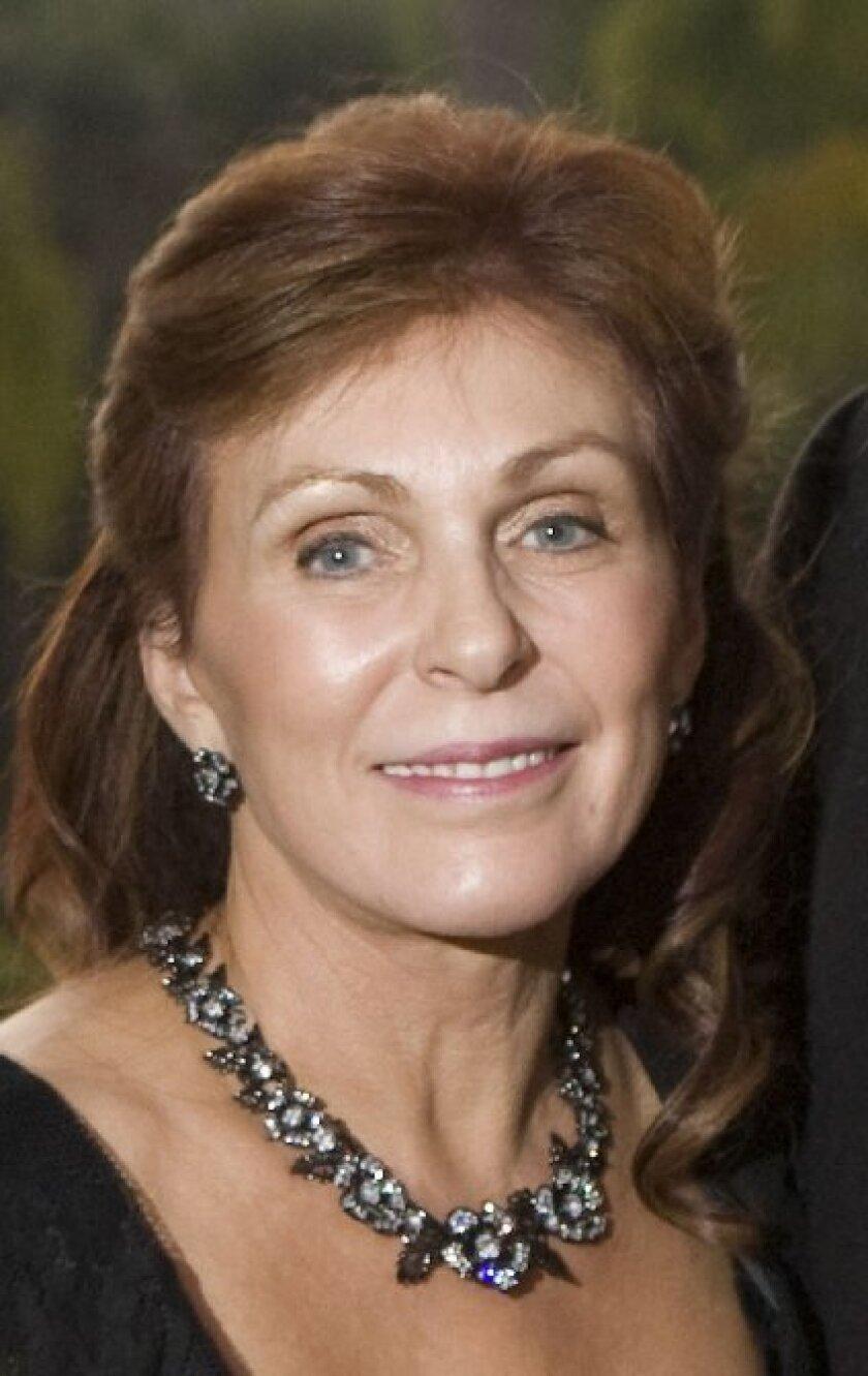 Linda Brandes.