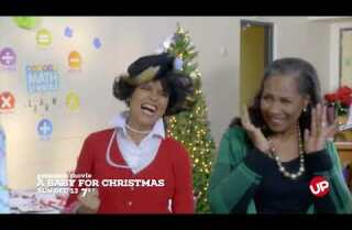 'A Baby for Christmas' trailer