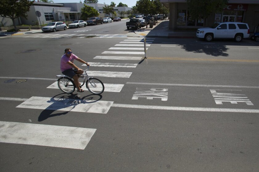 City leaders in Coronado have halted plans for additional bike lanes.   After public comment, the City Council voted to suspend all new proposed bike lanes in Coronado.
