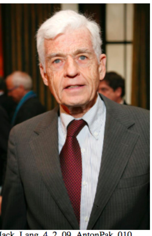 Columbia professor Robert O. Paxton