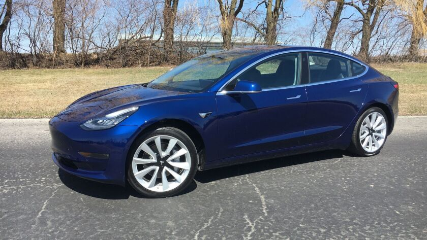 """Shipping a minimum-cost Model 3 right away """"would cause Tesla to lose money and die,"""" CEO Elon Musk said."""