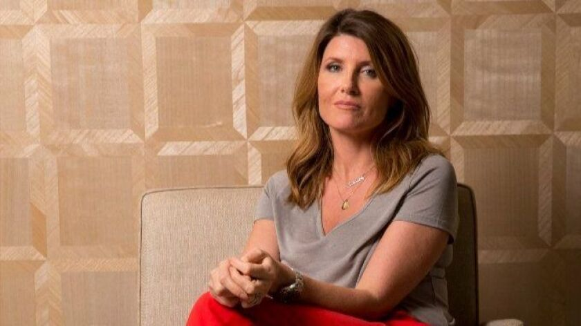 """Sharon Horgan, from the film """"Game Night,"""" photographed at the London West Hollywood in West Hollywood."""