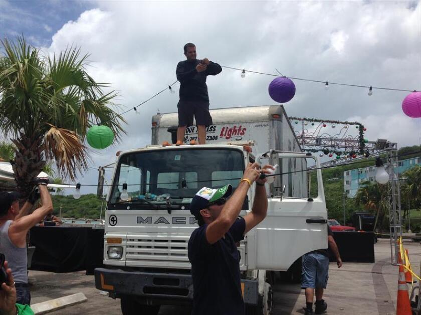 Los especiales navideños que presenta el Banco Popular de Puerto Rico (BPPR) se han incluido a la oferta cultural tradicional navideña de la isla al reunir a las familias a disfrutar desde hace años de este proyecto musical que este año se le dedica a la diáspora puertorriqueña. EFE/ARCHIVO