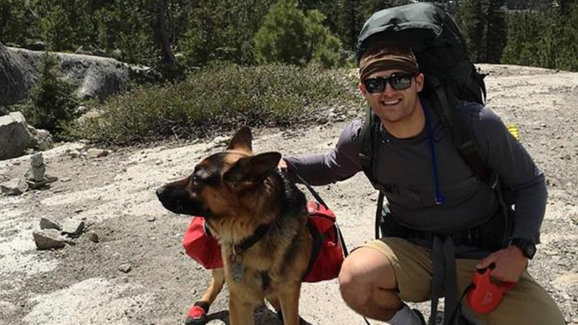 A search-and-rescue operation near Donner Summit found missing hiker Cody Michael and his dog on May 19.