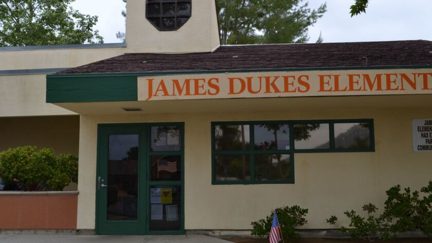 Proceeds from Pancakes for Dinner Friday from 5 to 7 p.m. will help pay for James Dukes' sixth-graders to attend sixth-grade camp.