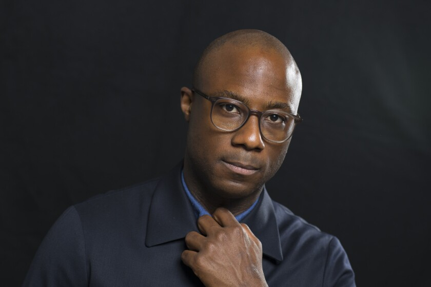 "BEVERLY HILLS, CA., NOVEMBER 5, 2018 ---Director Barry Jenkins of the film, ""If Beale Street Could T"