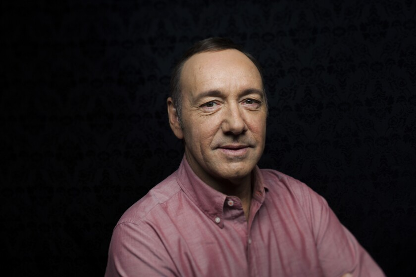 Two-time Oscar winner Kevin Spacey faces three criminal sex crime investigations in London.