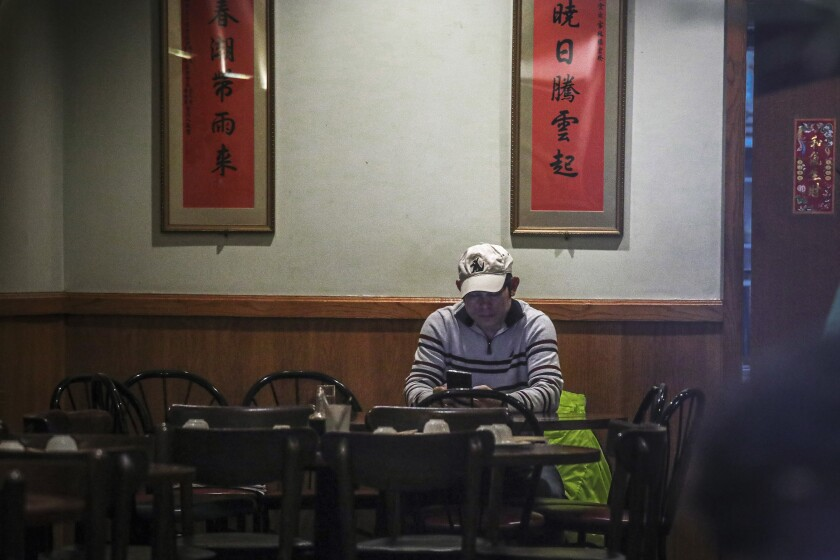 China Outbreak Asian American Businesses