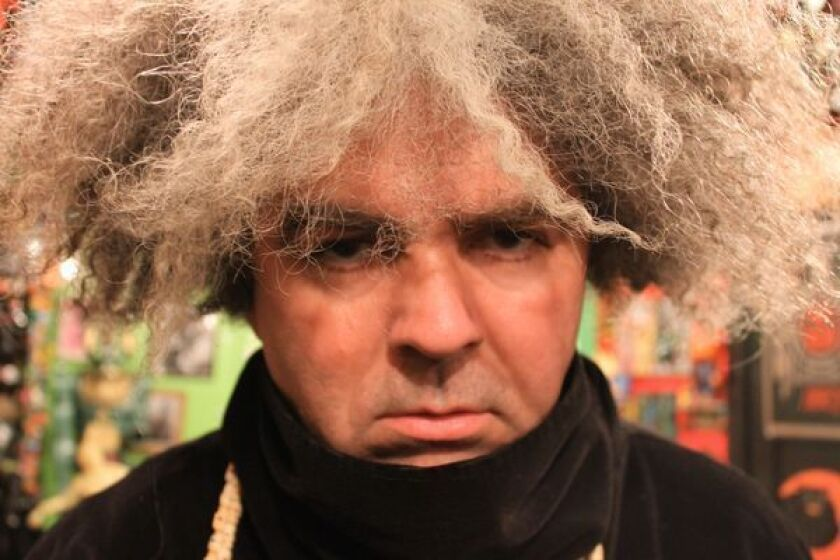 Buzz of the Melvins talks Redd Kross and NYE at the Alexandria