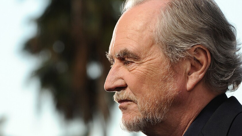 """Writer/Director Wes Craven is best known for horror franchises """"Nightmare on Elm Street"""" and """"Scream."""""""