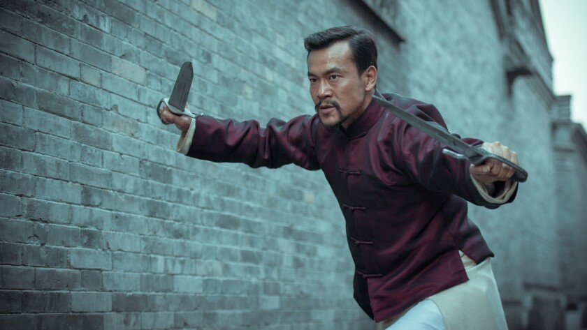 "Liao Fan stars in the the martial arts film ""The Final Master."""