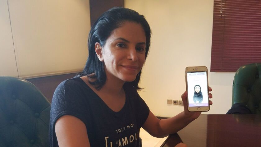 Women's rights in Saudi Arabia? There's an app for that - Los