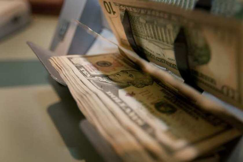 Four in 10 Americans is living from one paycheck to the next, according to a new survey.