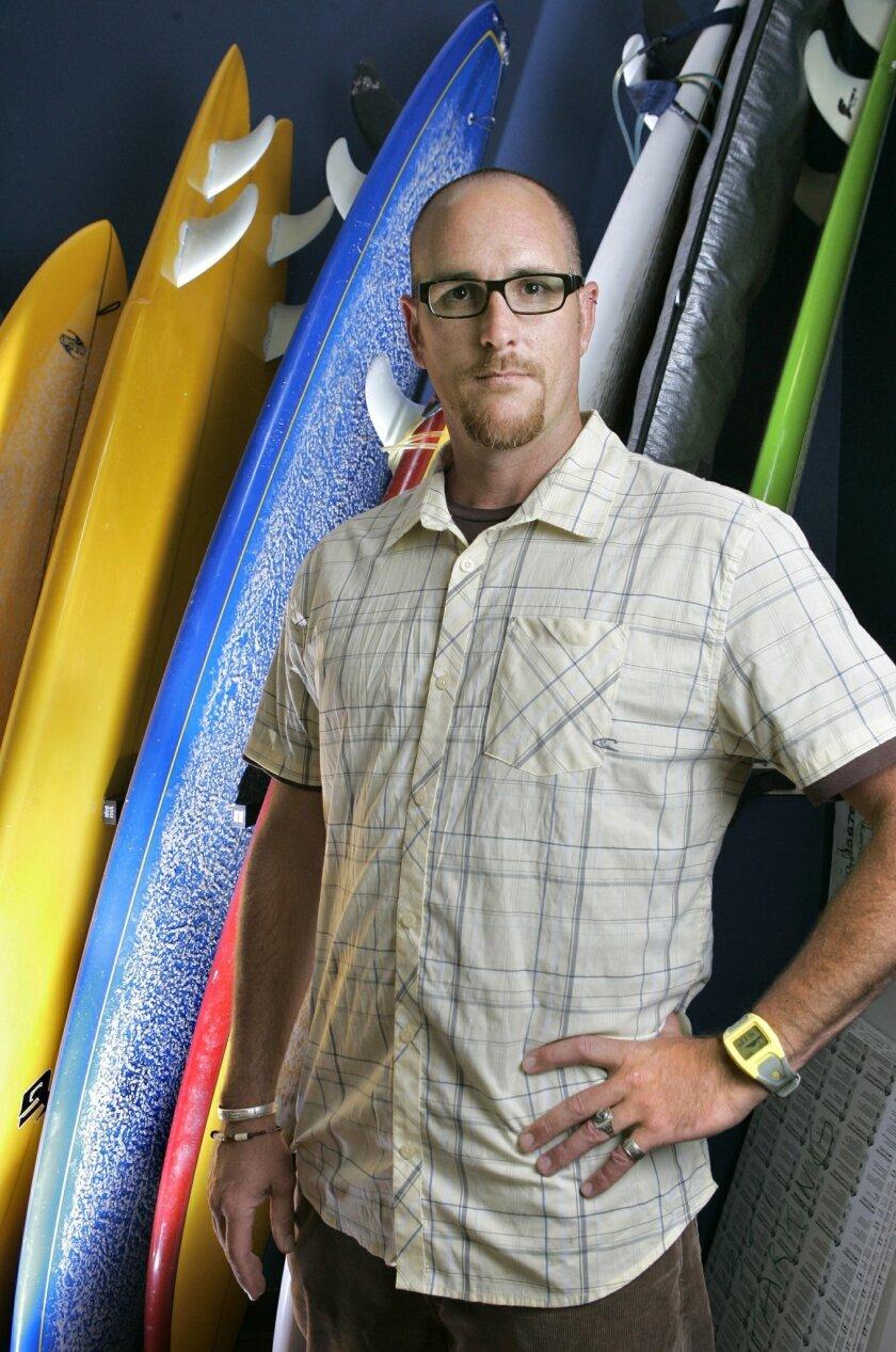 Environment lawyer Marco Gonzalez. Charlie Neuman / U-T