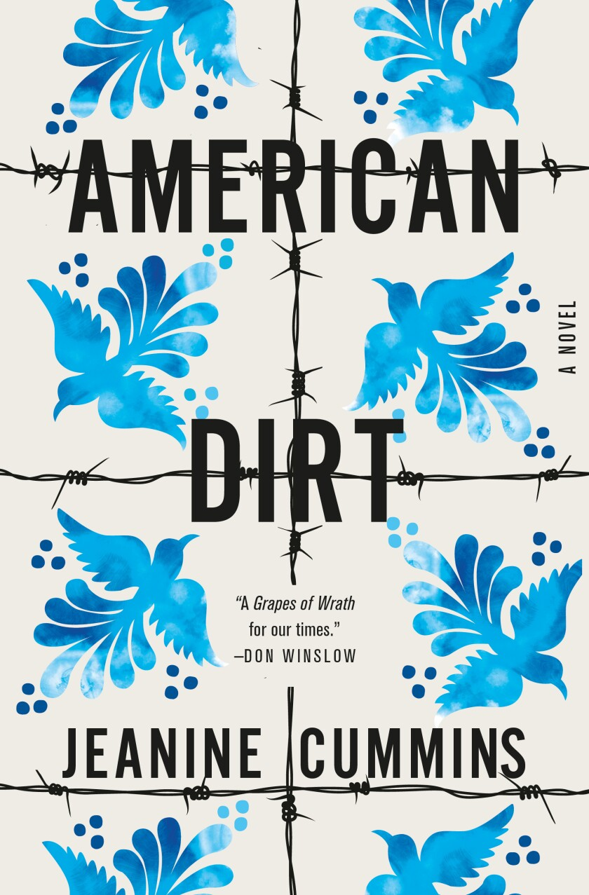 """American Dirt"" by Jeanine Cummins"