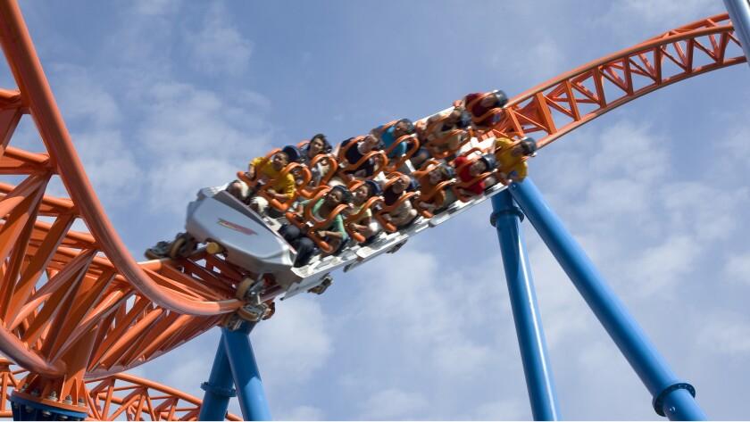 "Fahrenheit at Pennsylvania's Hersheypark will be one of 28 coasters in the third season of ""Insane Coaster Wars."""