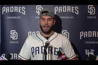 Eric Hosmer talks Year Two with the Padres, his offseason and more