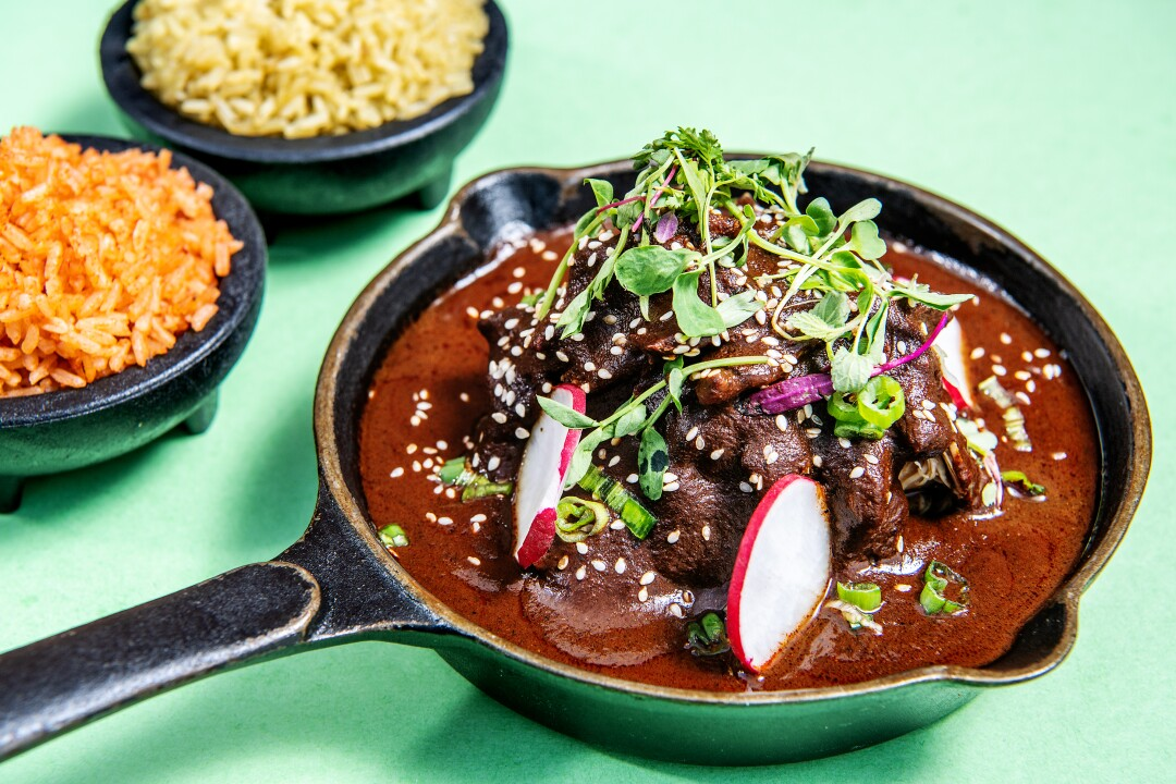 Mission Fig Mole Sauce
