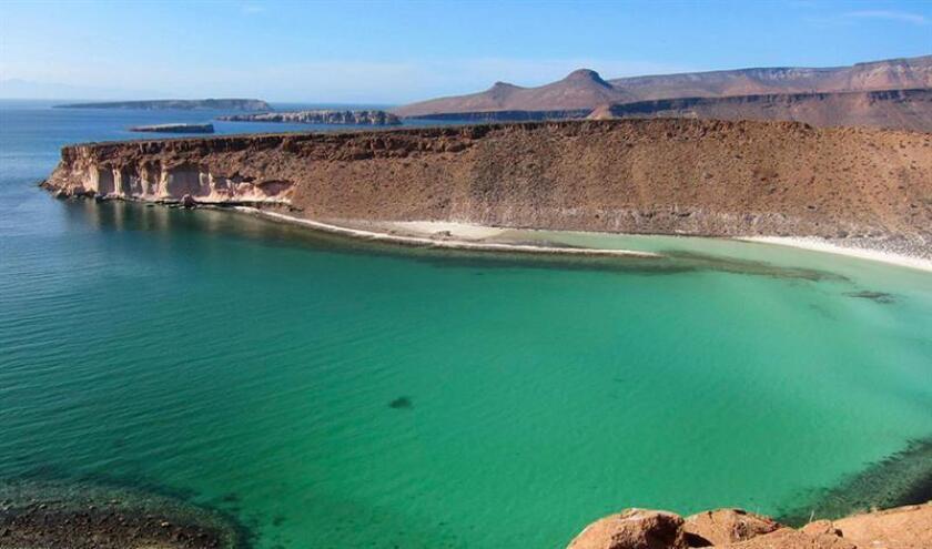 Fotografía cedida hoy, lunes 5 de noviembre de 2018, por la Secretaría de Medio Ambiente y Recursos Naturales (Semarnat), que muestra un espacio protegido de México. EFE/Cortesía SEMARNAT/SOLO USO EDITORIAL