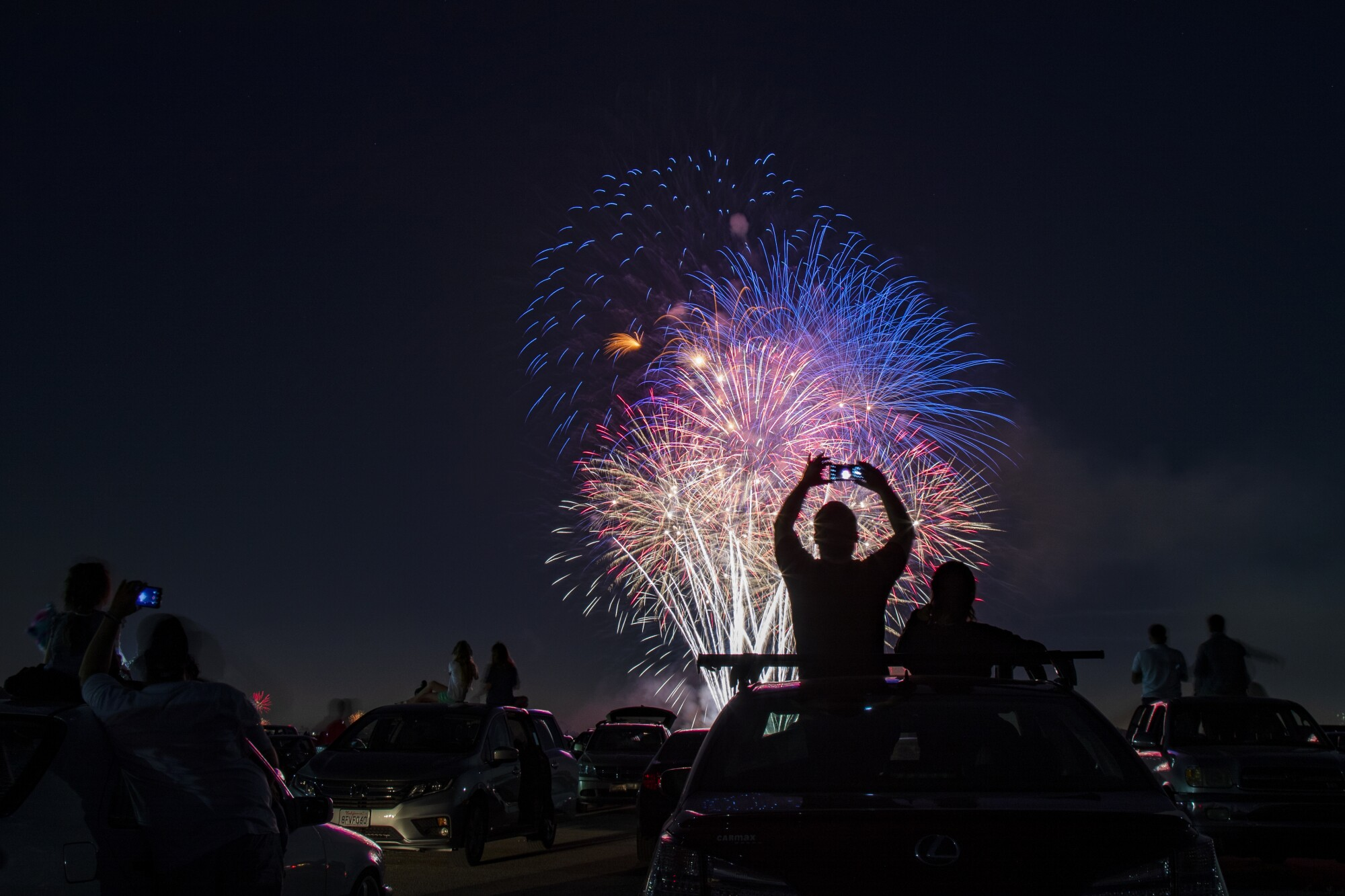 4th of July Spectacular at the Los Alamitos Joint Forces Training Base in Los Alamitos