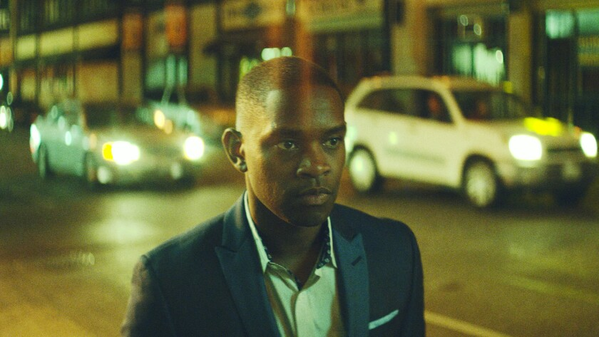"Aml Ameen in the movie ""The Price."""