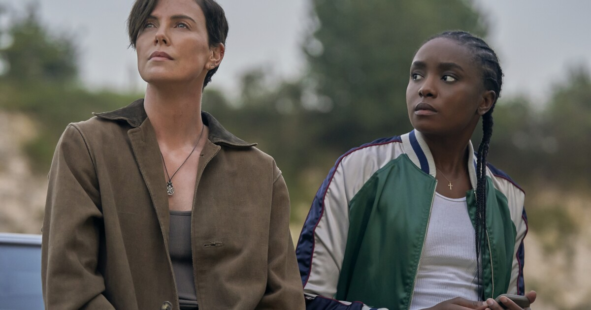 'The Old Guard' review: Charlize Theron, superhero reinvented