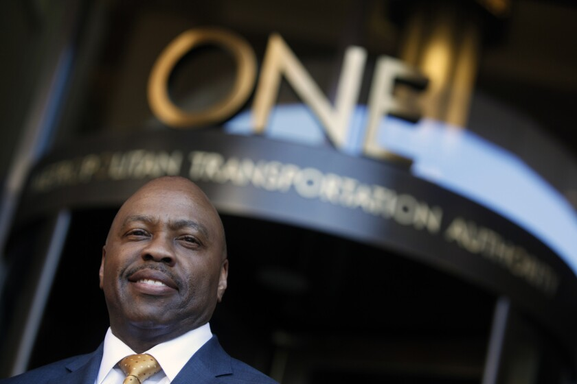 Phil Washington, the new chief executive of the Metropolitan Transportation Authority, will be making nearly $350,000 annually in salary and stipends.