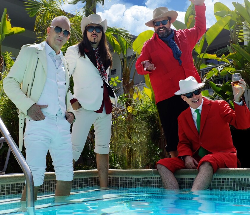 Genre-defying, Grammy Award-winning band The Mavericks have announced the November 2nd release of th