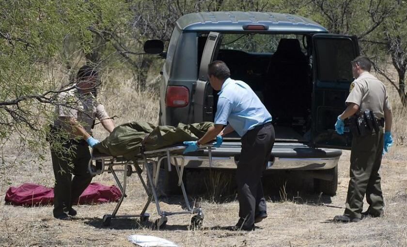 Muere de un disparo inmigrante indocumentado en la frontera con Tucson