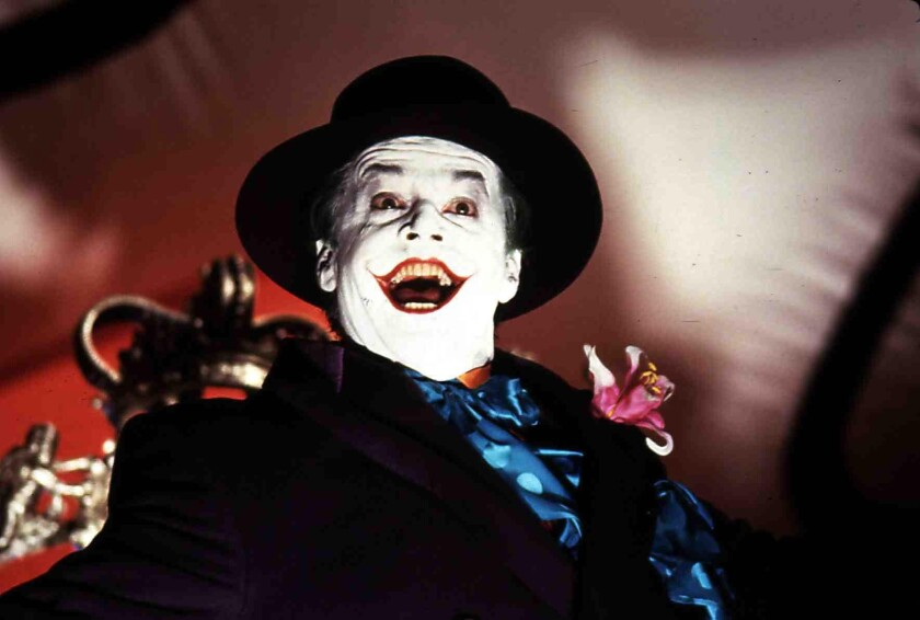 Tim Burton's Batman from 1989