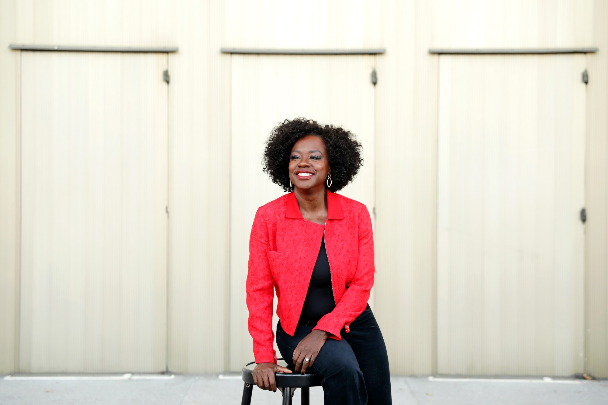 "Viola Davis photographed for ""Ma Rainey's Black Bottom"""