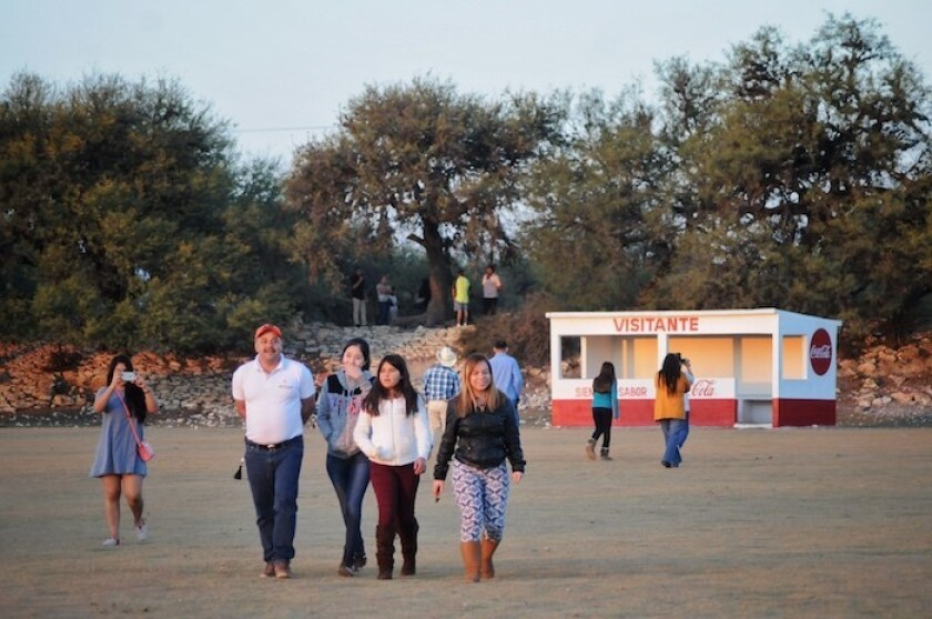 """En Villa de Guadalupe, se desarrollarán tanto la misa como una comida y en Laguna Seca, Charcas, los eventos adicionales que incluyen """"La Chiva"""" (Carrera de caballos) a las 2 ó 3 de la tarde y posteriormente habrá un baile."""