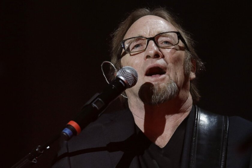 Stephen Stills performs during the Americana Honors and Awards Show Sept. 18 in Nashville.