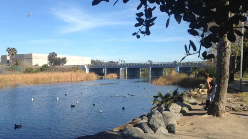 Oceanside plans to rebuild Buccaneer Park and restore clean water and native plants in the Loma Alta Slough.