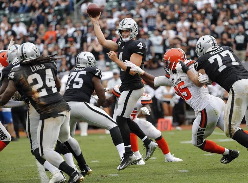 Ni la perdida del ala cerrada estelar Rob Gronkowski impidió el resurgir de los Patriots de Nueva Inglaterra, al igual que los Seahawks de Seattle, y los Cowboys de Dallas que lograron triunfos importantes en la competición dominical de la Semana 4 de la Liga Nacional de Fútbol Americano (NFL). EFE