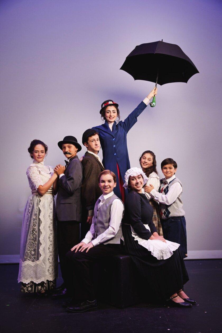 'Disney's Mary Poppins' Courtesy