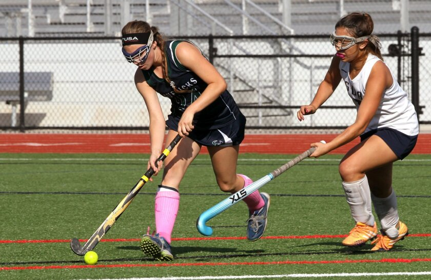 Nina Randolph of La Costa Canyon is among the top players in the region.