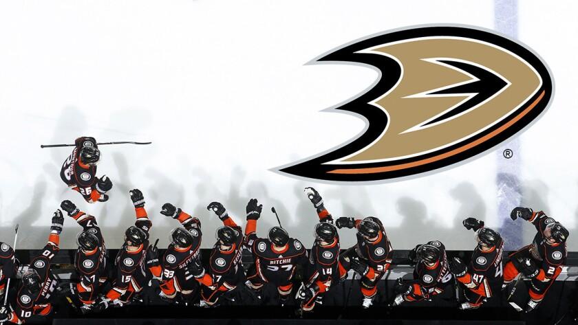 Vancouver Canucks v Anaheim Ducks