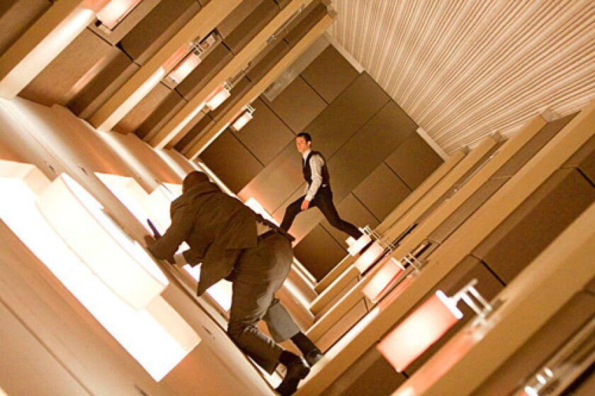Architecture -- 'Inception'
