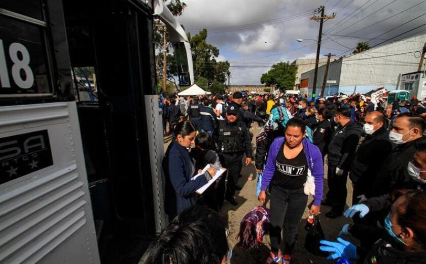 México y Triángulo Norte de Centroamérica firman plan integral ante migración