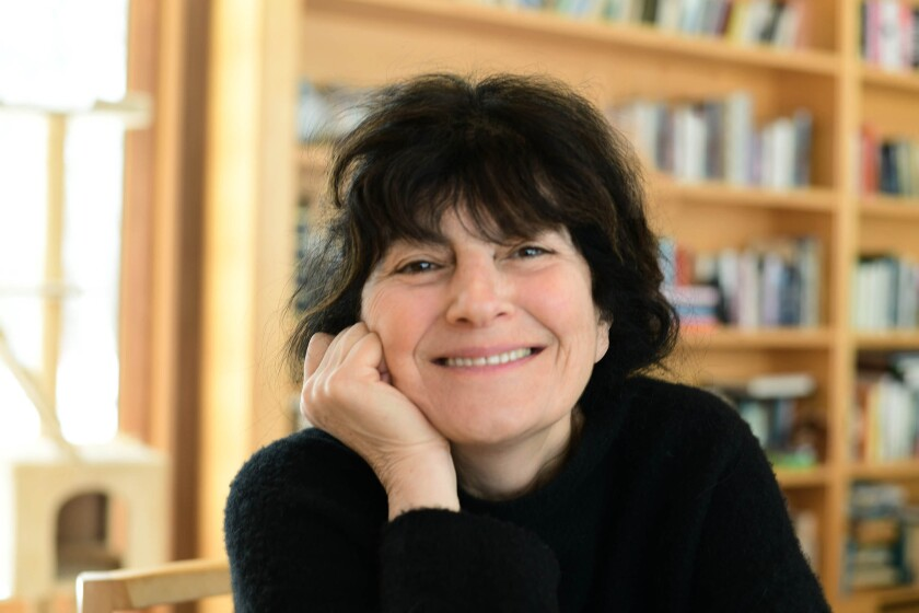 Food author Ruth Reichl for the book SAVE ME THE PLUMS.