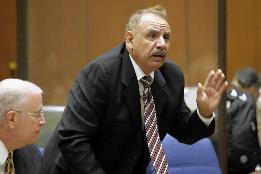 Ex-Mayor Oscar Hernandez