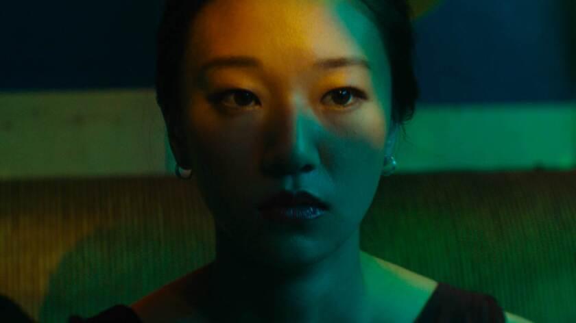 "Tiffany Chu in ""Ms. Purple."""